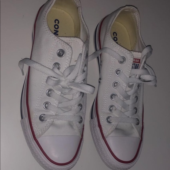 White Converse *new*